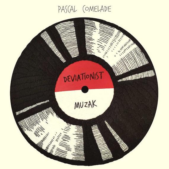 Pascal Comelade Deviationist Muzak Double LP Port offert