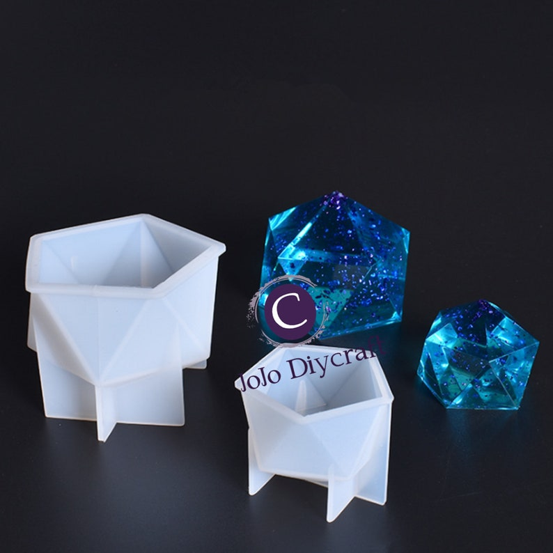 DIY Jewelry Gem Silicone Resin Casting Mold Making Craft Tools Bear Shaped