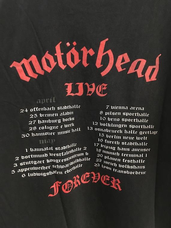 Motorhead t shirt - image 7