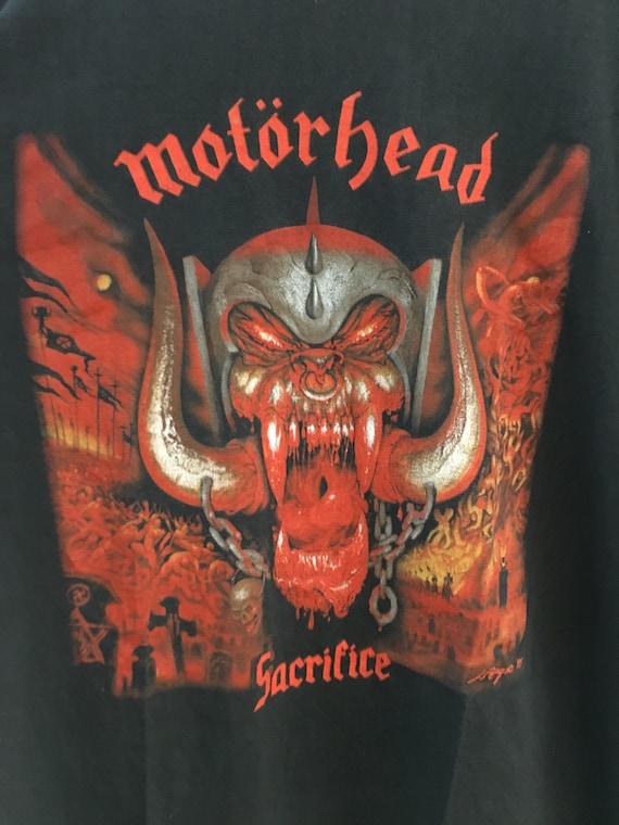 Motorhead t shirt - image 2