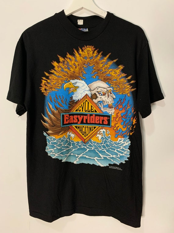Vintage Easy riders motorcycle t-shirt