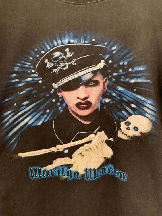 Marilyn manson shirt vintage