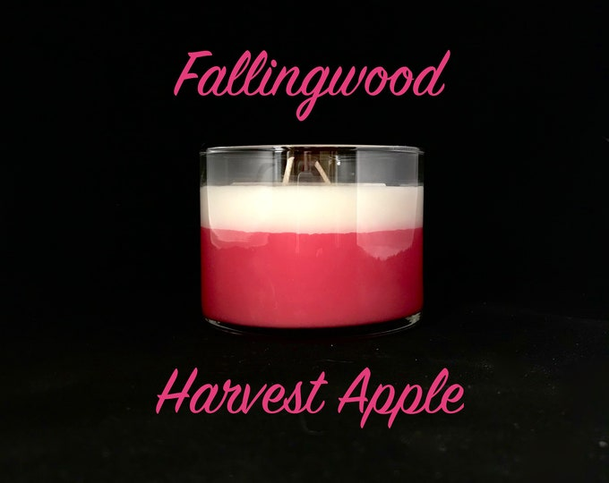 Harvest Apple Scented Soy Candle