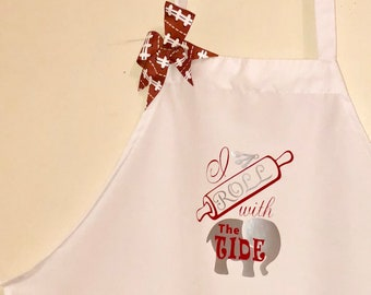 Roll with the Tide Apron