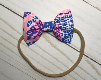 """NEW Lilly Pulitzer /""""Sailor Patch/"""" Dog Collar Free Shipping All sizes"""
