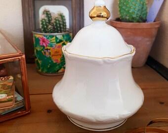 Winterling Bavaria Vintage porcelain pot