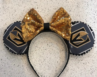 Golden Knights Minnie Ears 8957e06099