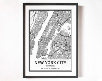 New York Subway Map Jumpers.New York City Map Etsy