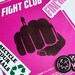 StuartTaylor reviewed Fight Club - Various Items (Pin Badge, Stickers, Art Print, Business Card, Button Badge)