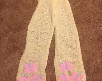 Fluttershy-Inspired Scarf