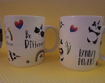 Pandicorn Mug - Single