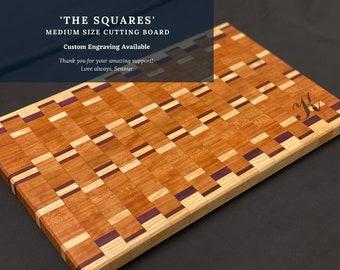 Personalized Cutting Boards   Artistic Cutting Board   Wedding Gift   Housewarming   Large Cutting Boards