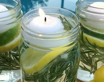 Mason jar mosquito repellentluminaries