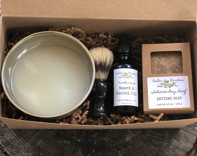 Featured listing image: Men's Grooming Kit