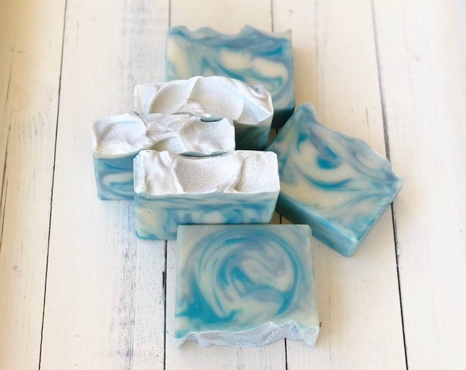 Featured listing image: Fresh Snow Soap