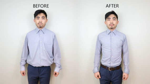 ZipSeam Instantly Tailor Your Shirts 3 Pack