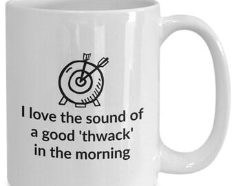 Archery Mug Gift