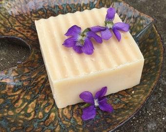 Shampoo - Flower garden - shampoo / soap - beer - vegan