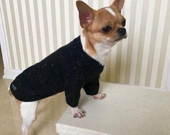 f6f46483963 Tweed sweater for dog