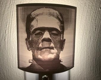 Fright Lights - Frankenstein's Monster Lithophane Nightlight