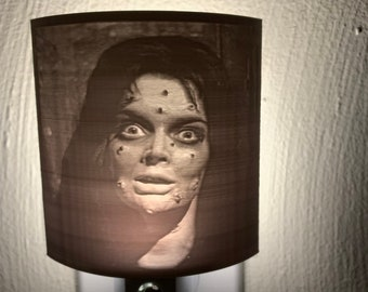 Fright Lights - Black Sunday Lithophane Nightlight