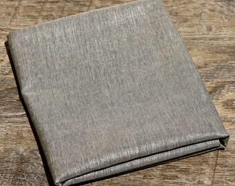 85a4f6e2df5 Art Gallery Fabric Denim Streaked Blend in Charcoal Powder by The Denim  Studio   1/2 Yard   Cotton Blend   Grey
