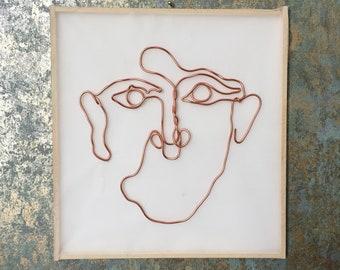Wire Face Copper