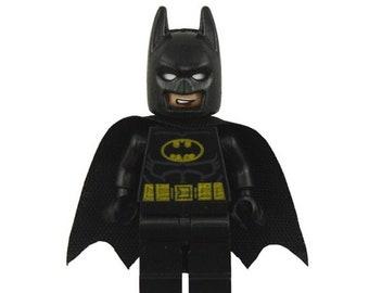 Custom DC Comics Classic Batman Superheroes Minifigure