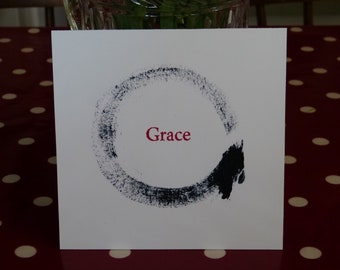 Grace Enso Postcard