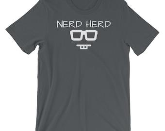 Nerd Herd Funny Nerd T-Shirt