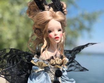 "Artist OOAK author's doll ""Alicia"", Big doll, OOAK art doll"