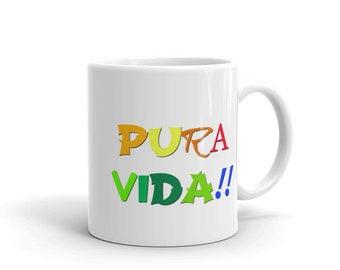 Coffee Mug Pura Vida