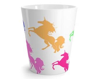 Original Unicorn Cafe Latte Mug