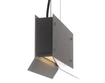 Concrete lamp, pendant lamp, concrete pendant light. BEAM mini