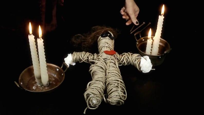 Sihr Black Magic Doll Spell