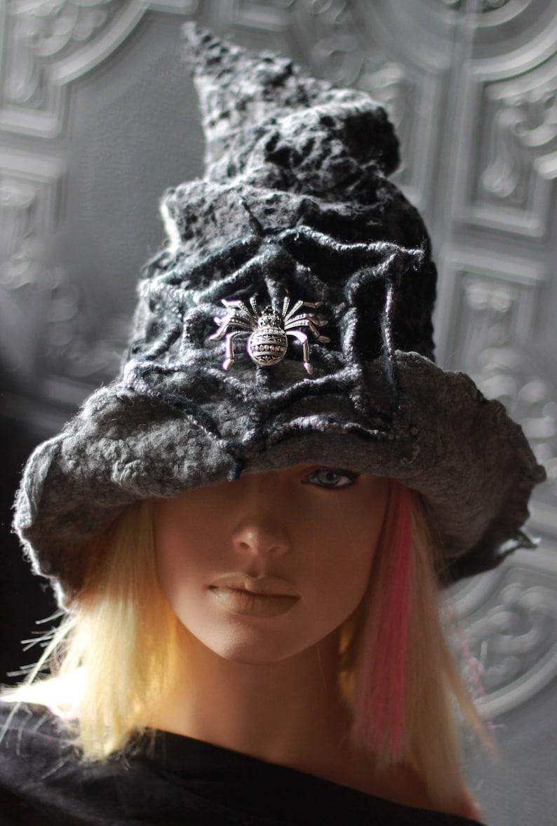 Witch costume Dark Academia Witch hat