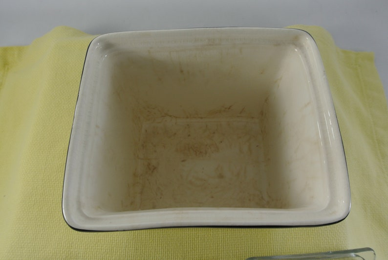 Kelvinator Harker Square Covered Casserole Dish