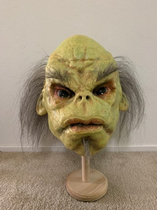 Elwenox Latex Mask