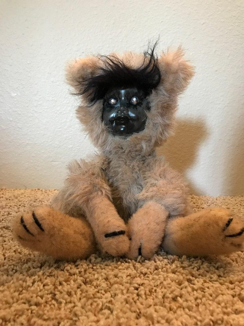 Gothic Wolf Baby