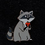 Meeko from Pocahontas - Boom Fantasy Disney Pins