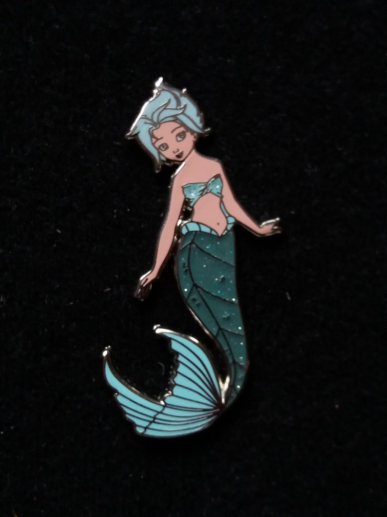 Pin Disney Fantasy  Tinker Bell Sister mermaid  Boom Fantasy image 0