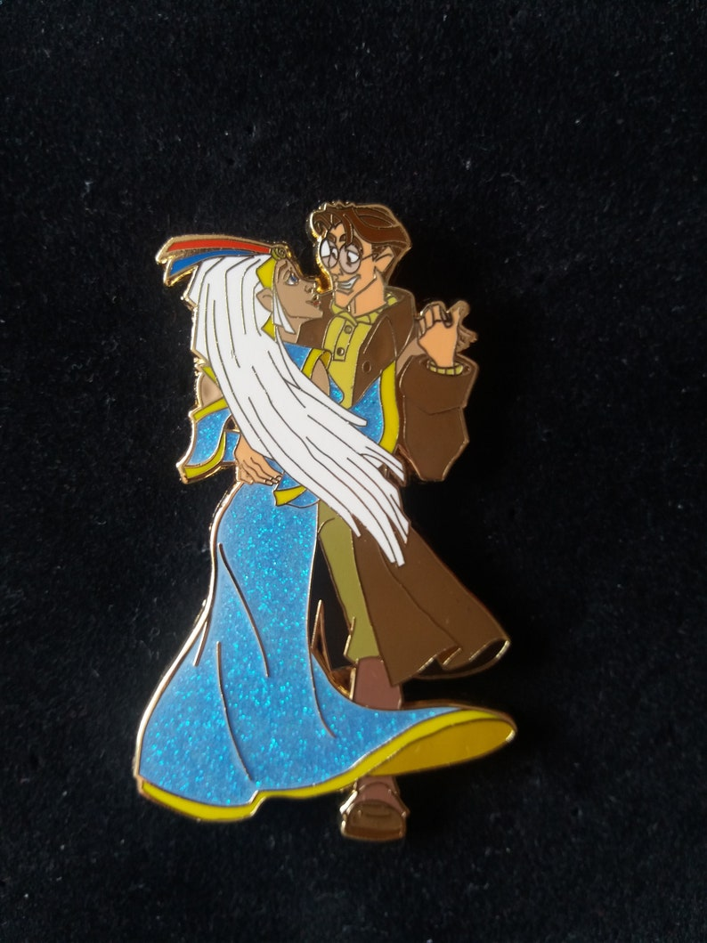 Pin Disney Fantasy Milo Kida Atlantis dancing image 0
