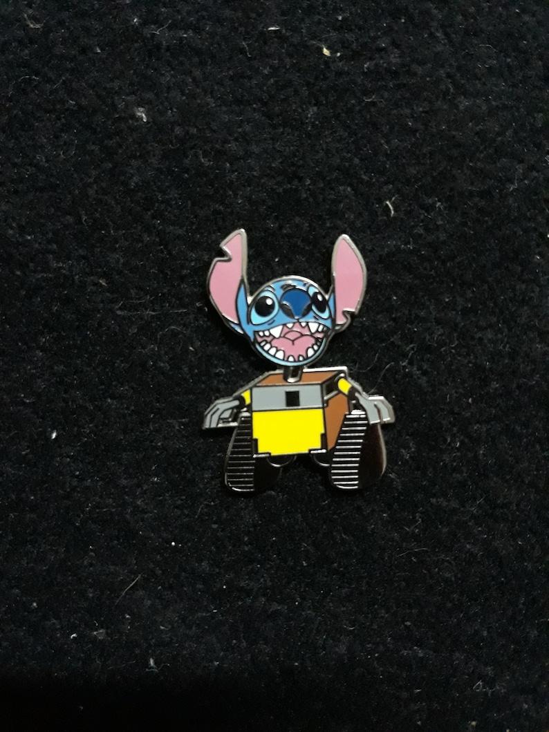 Pin Disney Fantasy Stitch as Wall-e image 0