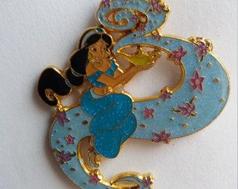 Pin Disney Fantasy Jasmine stars