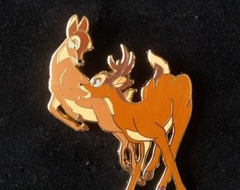 Pin Disney Fantasy Bambi with Mother dancing
