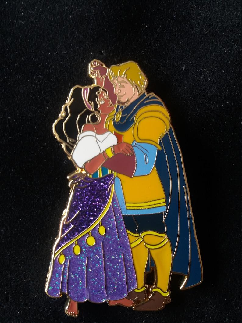 Pin Disney Fantasy Esmeralda dancing image 0