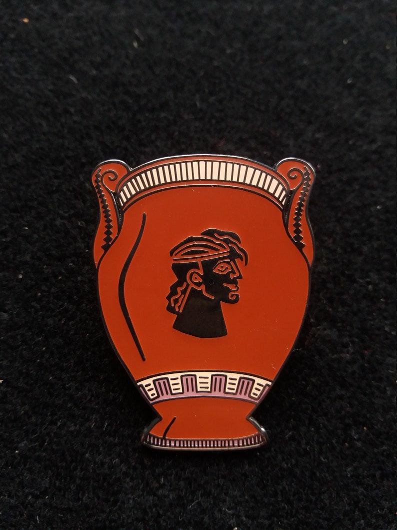 Pin Disney Fantasy  Hercules Vase  Boom Fantasy Pins image 0