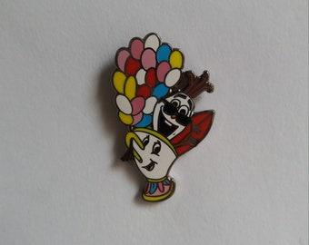 Pin Disney Fantasy Chip Olaf Up balloons