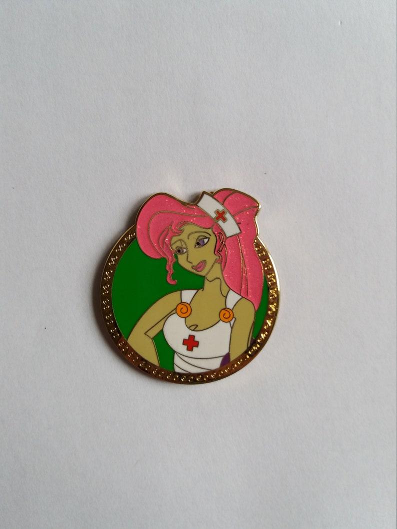 Pin Disney Fantasy Megara Nurse image 0
