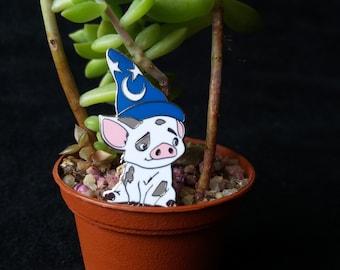 Pin Disney Fantasy - Pua Sorcerer from Moana  - Boom Fantasy Pins